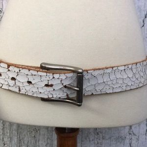Kenneth Cole Italian leather belt